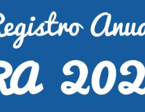 REGISTRO ANUAL 2021